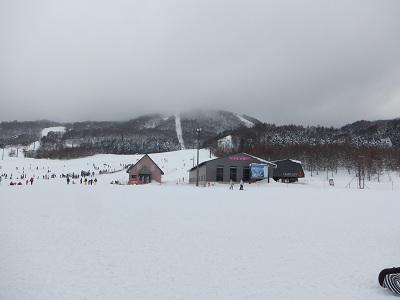 アルツ磐梯スキー場(H25.1.6)
