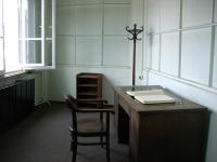 シンドラーの執務室
