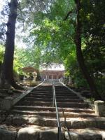 観音寺参道