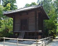 新田部皇子邸宅跡地