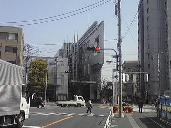大田区産業プラザ(PiO)の外観
