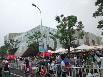 上海万博 韓国館