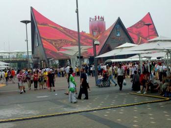 上海万博 マレーシア館