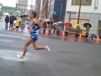 東京マラソンの様子 02