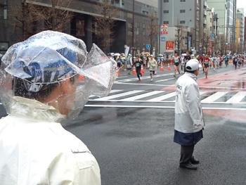 東京マラソンの様子 03