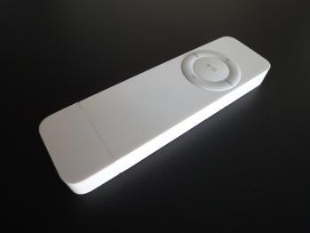 初代iPod shuffleです。
