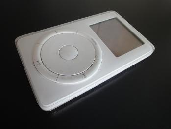 初代iPodです。