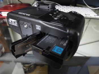 E-510のバッテリーです。