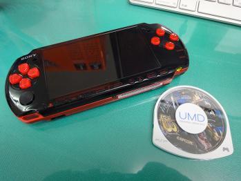 PSPとモンスターハンターポータブル3rd