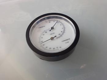 湿度計です。