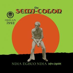 The Semi-Colon - Ndia Egbuo Ndia