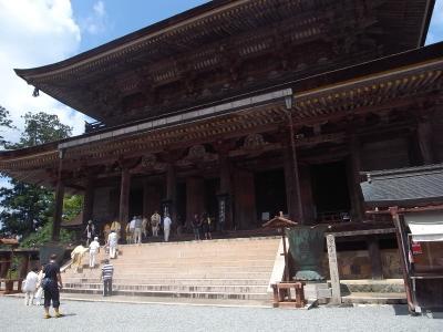 ⑱金峰山寺蔵王堂