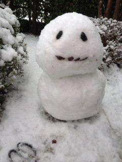 雪だるま@湘南