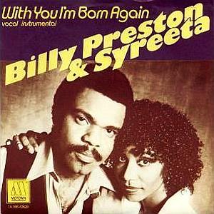 Billy PrestonSyreeta 1981 (2)