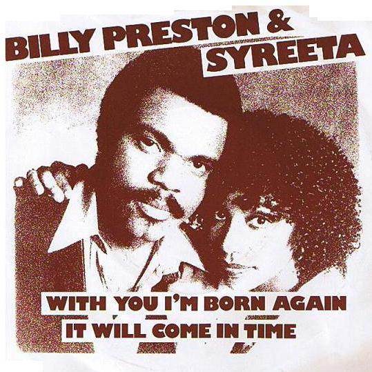 Billy PrestonSyreeta 1981 (4)