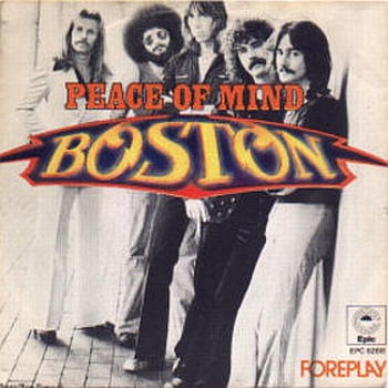 Boston 1977 Peace of Mind