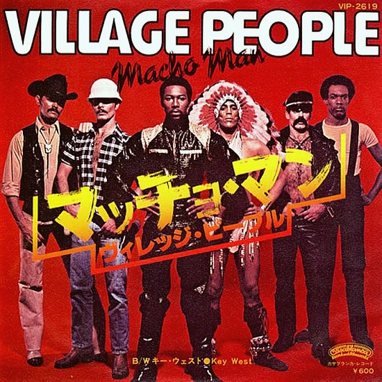Macho Man Village People