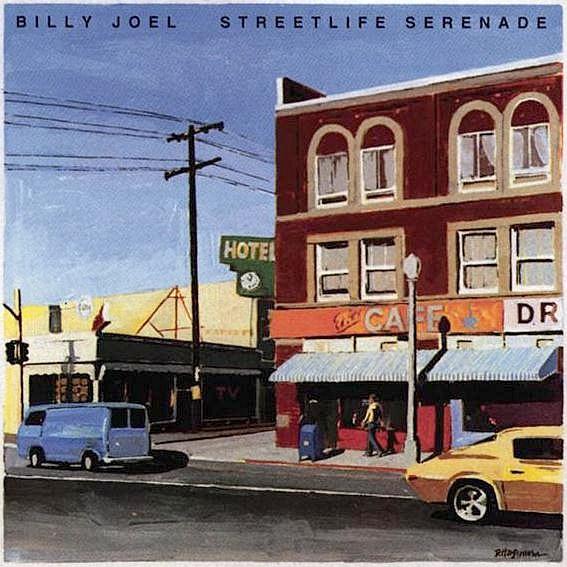 BillyJoel Streetlife Serenade