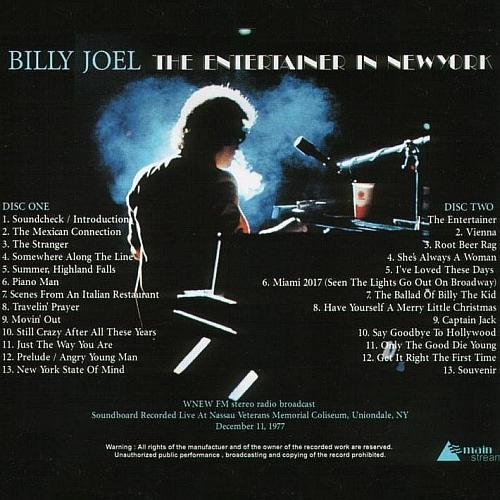 BILLY JOEL-