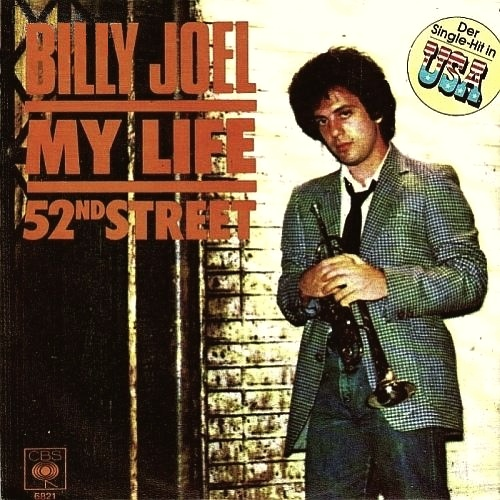 Billy Joel My Life!