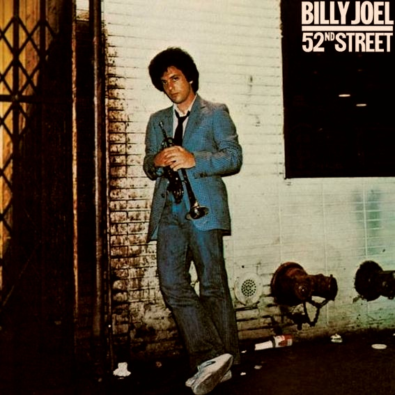 Billy-Joel Half A Mile Away