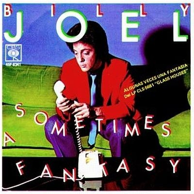 Billy Joel Sometimes a Fantasy