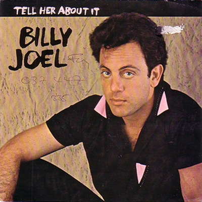 Billy Joel -Tell Her About It7