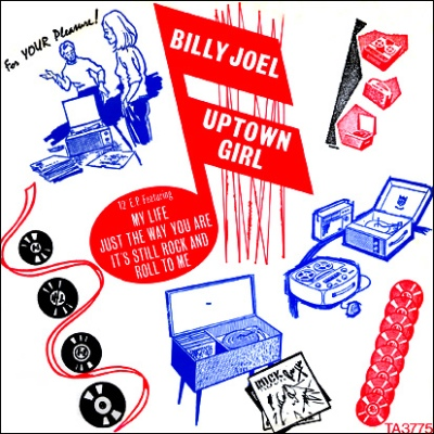 Billy Joel -Uptown20Girl