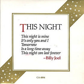 Billy Joel - This Night2