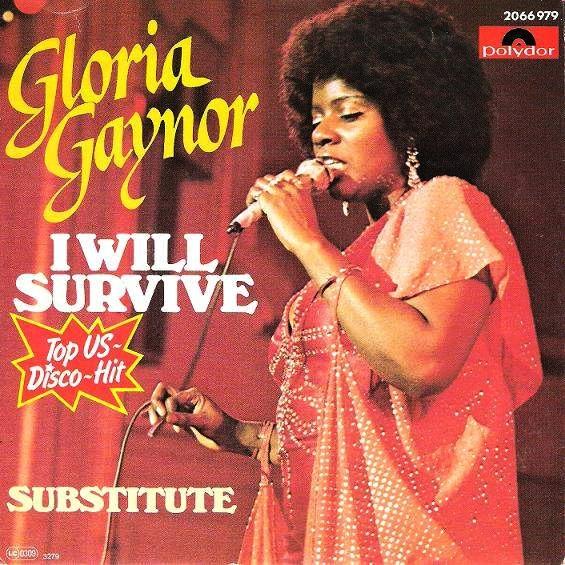 Gloria Gaynor I Will Survive (3)