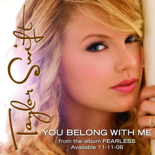 Taylor Swift 2009 You Belong with Me #2 (9)