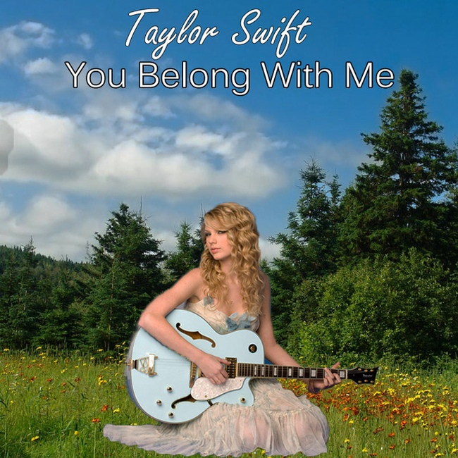 Taylor Swift 2009 You Belong with Me