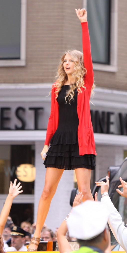 Taylor Swift 2009 You Belong with Me #2 (1)