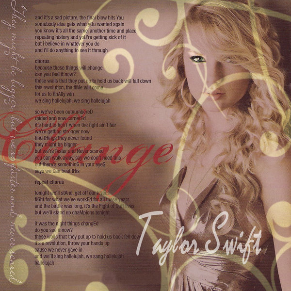 Taylor Swift 2008 Change #10 (4)