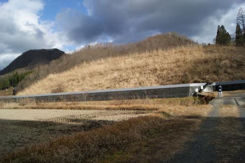 残土の山2