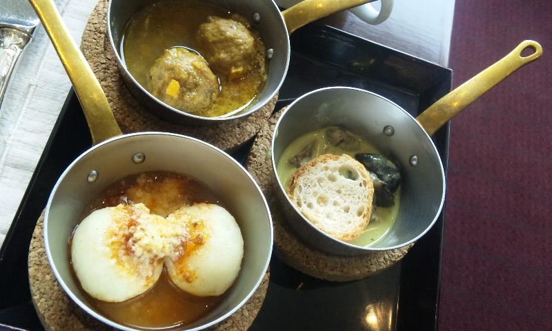 帝国ホテル 小鍋料理