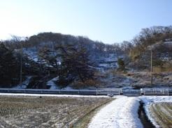 3月27日の雪 2