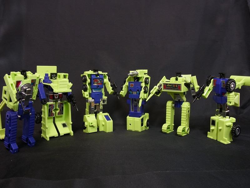 ロボット集結