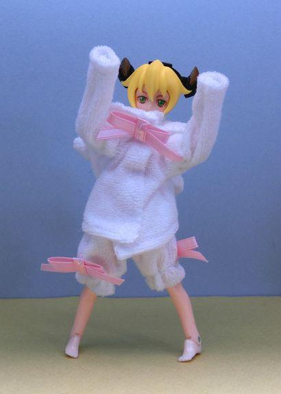 くまパジャマ (2)