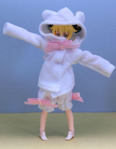 くまパジャマ (1)