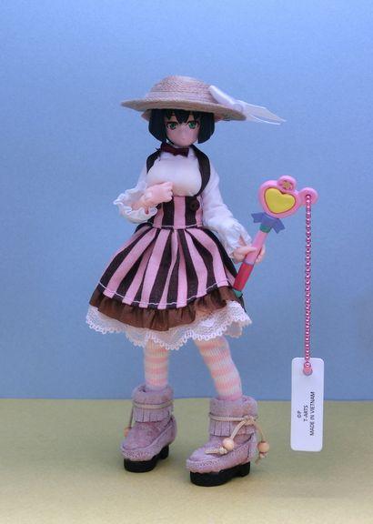 帽子とステッキ (2)