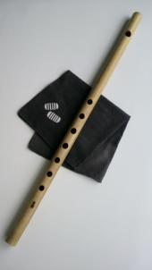 素竹の篠笛は音色に深みがありとても豊かです♪