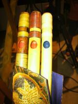昨日使った篠笛
