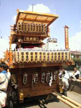 桜本の山車
