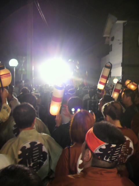 鉾神社宮神輿