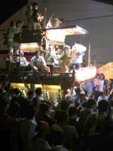 桜本の山車2