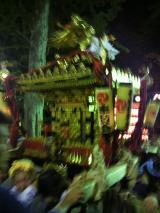 伊香保神社御神輿