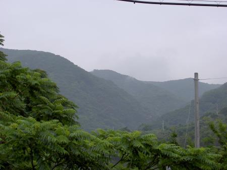 諭鶴羽山系の山