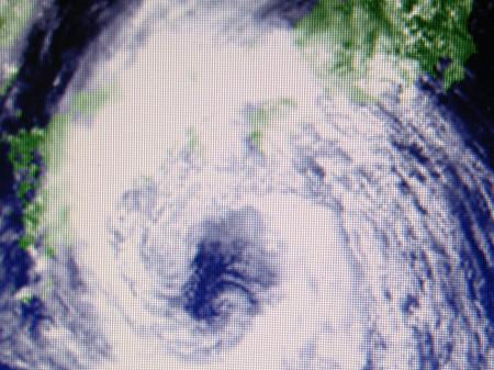 2011.9.2  13時の衛星可視画像
