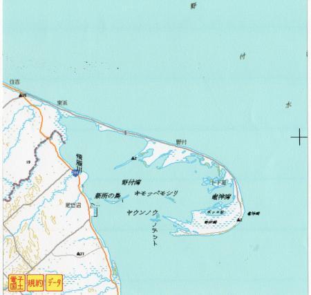 北海道・野付半島